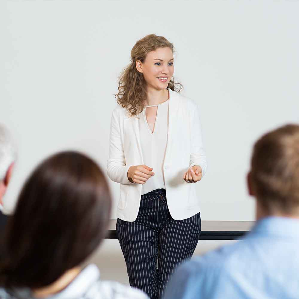 Learn How To Improve Public Speaking And Presentation Skills