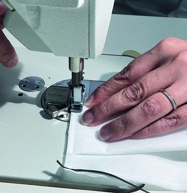 Learn How To Setup Home Sewing Machine And Sew Common Seam