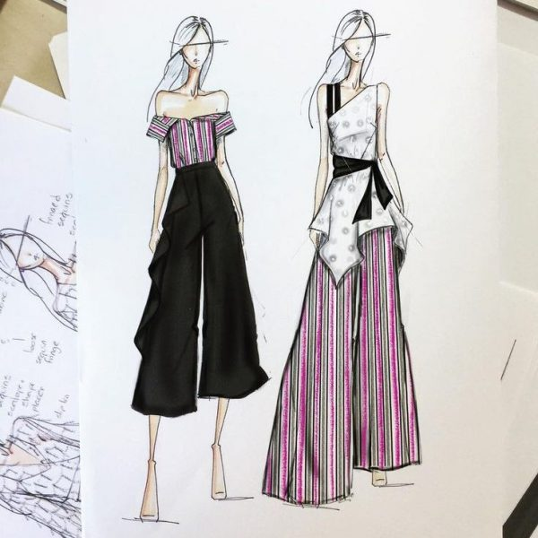 Learn How To Draw Fashion Illustration