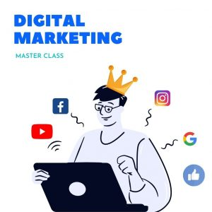 (Bundling 6 Sessions) Learn All About Digital Marketing Masterclass Edition