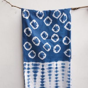 Learn To Make Basic Shibori Scarf
