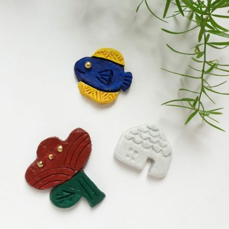 Learn How To Make Air Dry Clay Pins